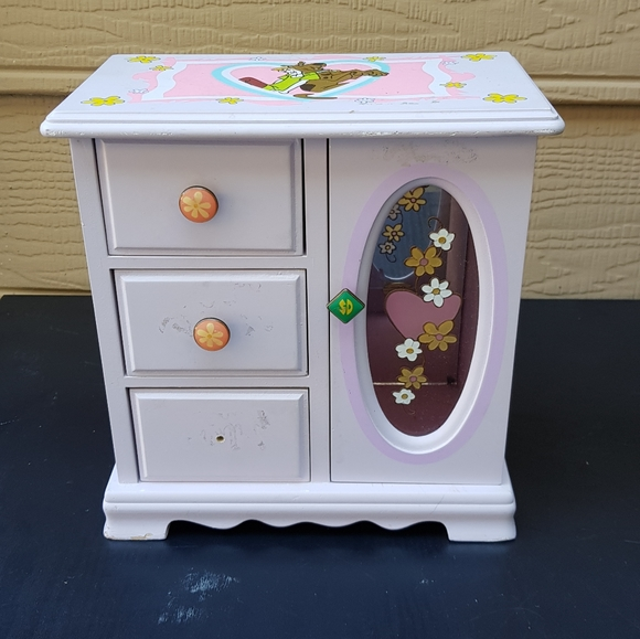 Other - Jewelry Box Scooby- Doo
